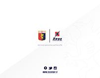 Genoa CFC - Zeus Sponsorship Portfolio proposal