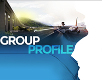 Group profile of a big holding