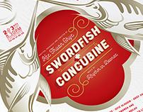 Swordfish + Concubine