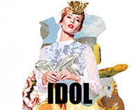 INTANGIBLE - Idol Magazine
