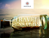 BOSCOLO VIAGGI - TRAVEL SENSATION - FB E BLOG APPROACH