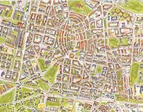Vitoria-Gasteiz Map