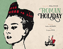 Roman Holiday [poster]