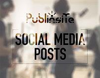 Publinsite - Redes Sociales