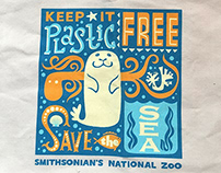 Smithsonian's National Zoo/ FONZ Plastic Free Campaign