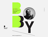Bobby McFerrin 2010 Tour - visual identity
