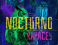 Aves rapaces - Posters - 2018