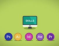 CV Vidéo - Motion Design