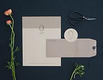 Oliver Dogwood Floral Branding