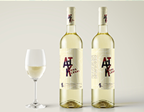 Kovaleski Winery - Branding and Label