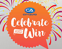 City Auto Celebrate & Win Promotion