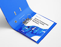 WORKASSISTED | Brochure Design