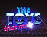NETFLIX | The Toys That Made Us | Animations
