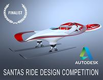 Autodesk Santa's Ride Design Competition