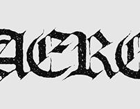 GAEREA (Logo Restyling) (Fan work)