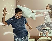 Campanha de Lançamento - Kit Pijama Recco