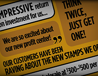 Brother® Stampcreator Promotional Mailer