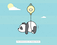 The floating, farting Happy Panda