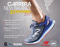 Carrera New Balance Bogotá 2016