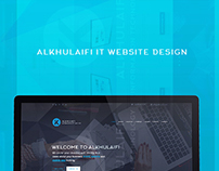 Alkhulaifi Information Technology Website