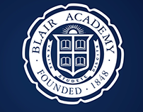Animated Blair Logo