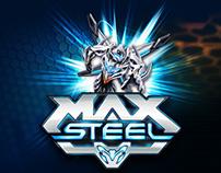 MAXSTEEL LATAM Promo Site Mattel