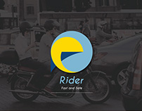 Identity Design - Rider