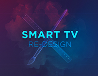 Arçelik - Beko - Grundig Smart TV Re-Design by SHERPA