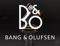 Bang & Olufsen - lamp speaker
