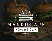 Logo Design Manducare