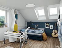 kid's room - rd horni bludovice