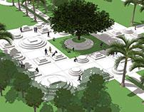 landscaping: district park