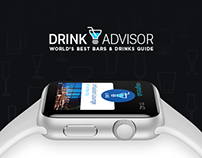 DrinkAdvisor for WATCH