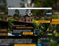 Website Design - Dwarikas Hotel Group