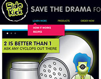 Website & Branding • SideKick