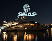 Branding and Design for the 7seas. A 95 feet Motoryacht