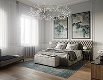 Apartment in St Petersburg