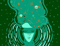 Illustration Project - Arabella