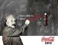 Zero Calorías: Coca-Cola