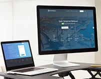 Global Database - Website Re-Design