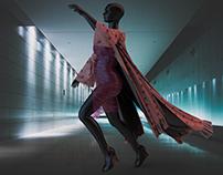 3D Silicon Dress & Robe