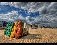 Weymouth Beach ...