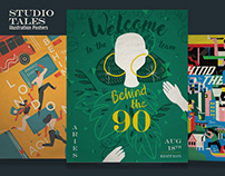 Illustration Posters | Studio Tales