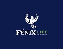 Fenix Life Premium - Piezas redes sociales