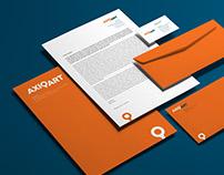 Axioart Corporate Identity