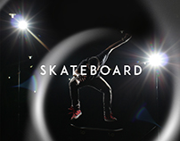 skateboard strobist photography