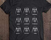 Darth Vader emoji illustration