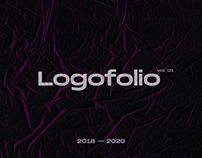 Logofolio vol.01 2018 — 2020