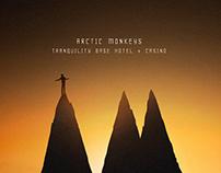 Arctic Monkeys Tranquility Base – Album Project.