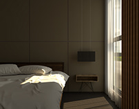 Craig Williams Design | Hotel Room